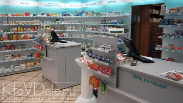 Торговое оборудование аптечного бизнеса
