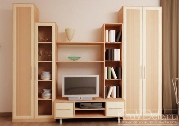 Вот такую мебель можно изготовить своими руками