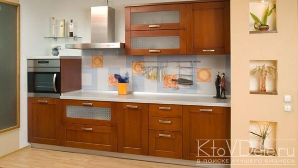 Изготовление мебели своими руками на примере кухни
