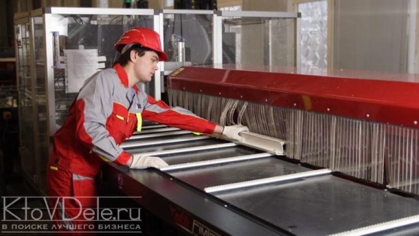 производство пластиковых окон бизнес-план