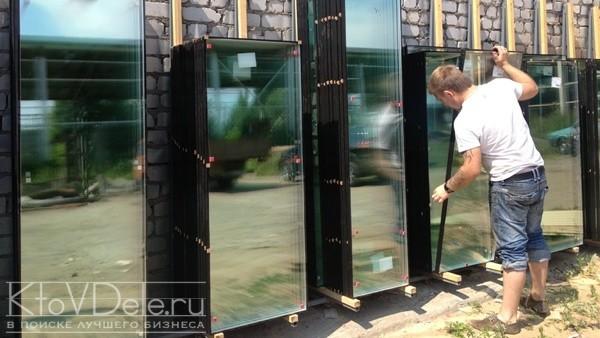 Заготовки для пластиковых окон
