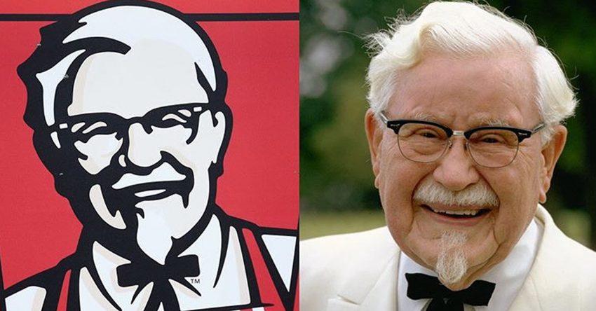 Основатель KFC