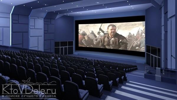 Открываем мини кинотеатр