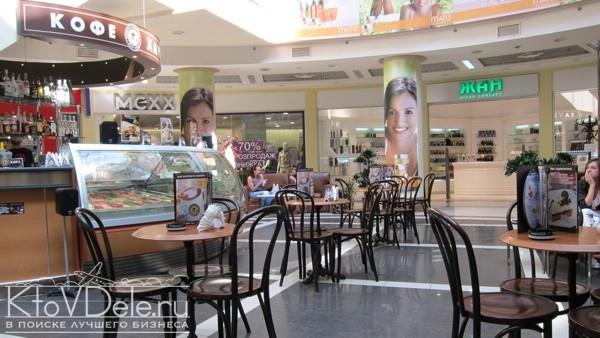 Оформление кофейни по франшизе кофе хаус
