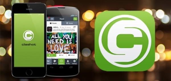 Заработок на установке андройд приложения Clashot