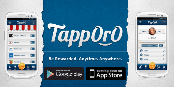Приложение для заработка tapporo