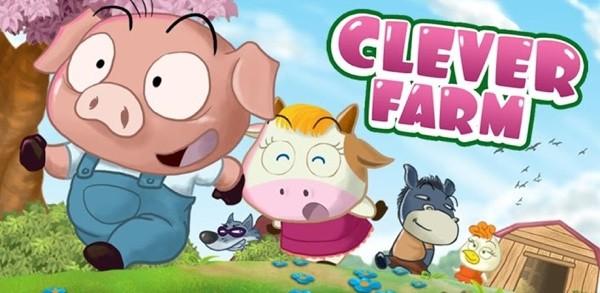 игра clever farm