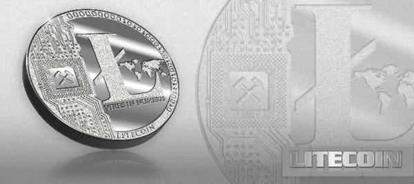 Монетка лайткоин