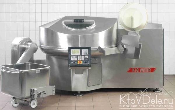 Оборудование для колбасного мини цеха