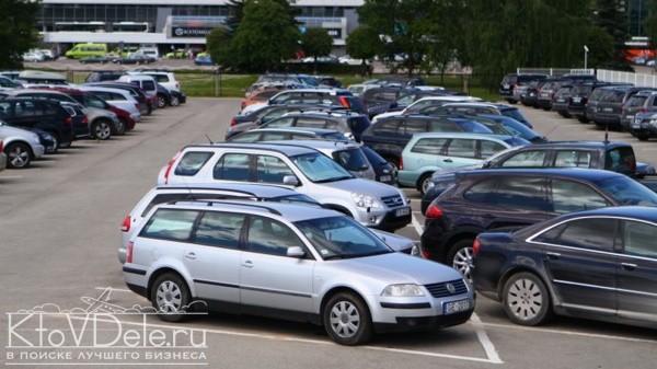Бизнес план автостоянки