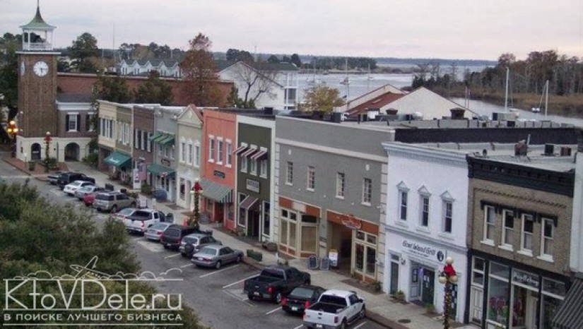 бизнес идеи для маленького города