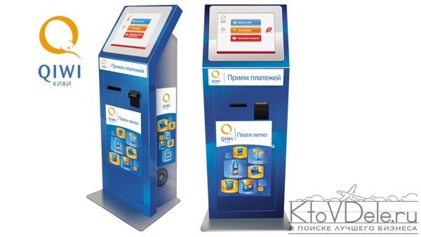 бизнес платежные терминалы