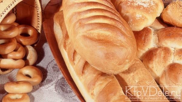 Бизнес хлебопекарня