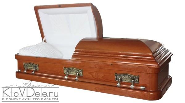 как открыть похоронное агентство
