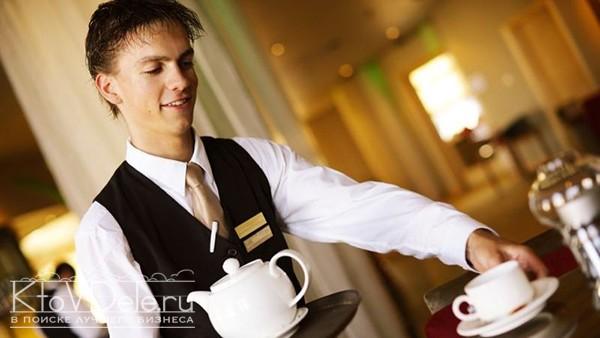 персонал кофейни
