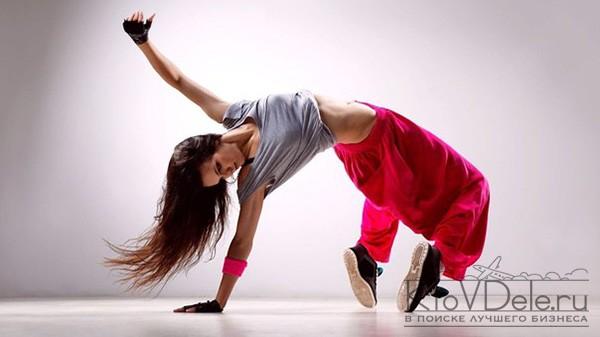 бизнес-план школы танцев