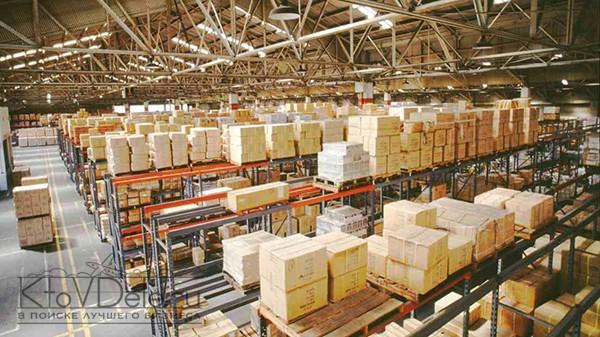 оптовый склад строительного магазина