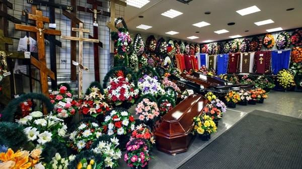 ритуальные услуги - прибыльный бизнес во время кризиса