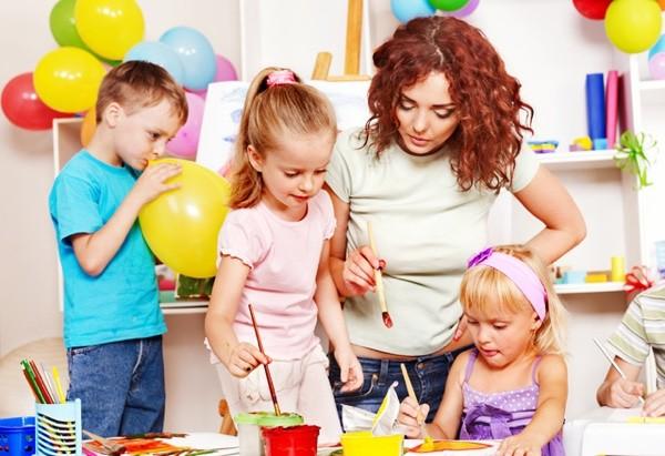 домашний детский сад как один из способов заработка в декрете