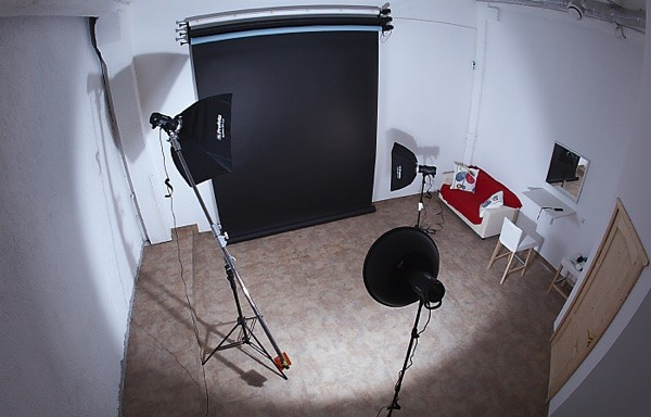 Как сделать фотостудию у себя дома 555
