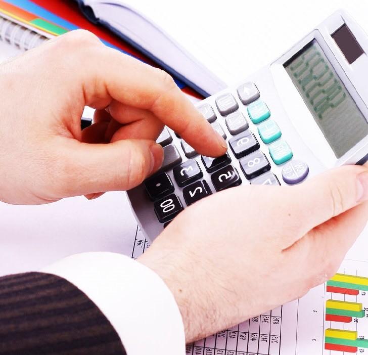 Калькулятор расчета суммы задолженности
