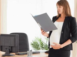 увольнение беременной при ликвидации организации