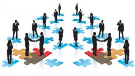 Схема работников организации