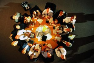 организация работы отдела кадров