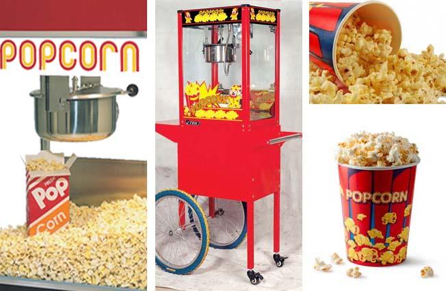 вендинговый аппарат для попкорна