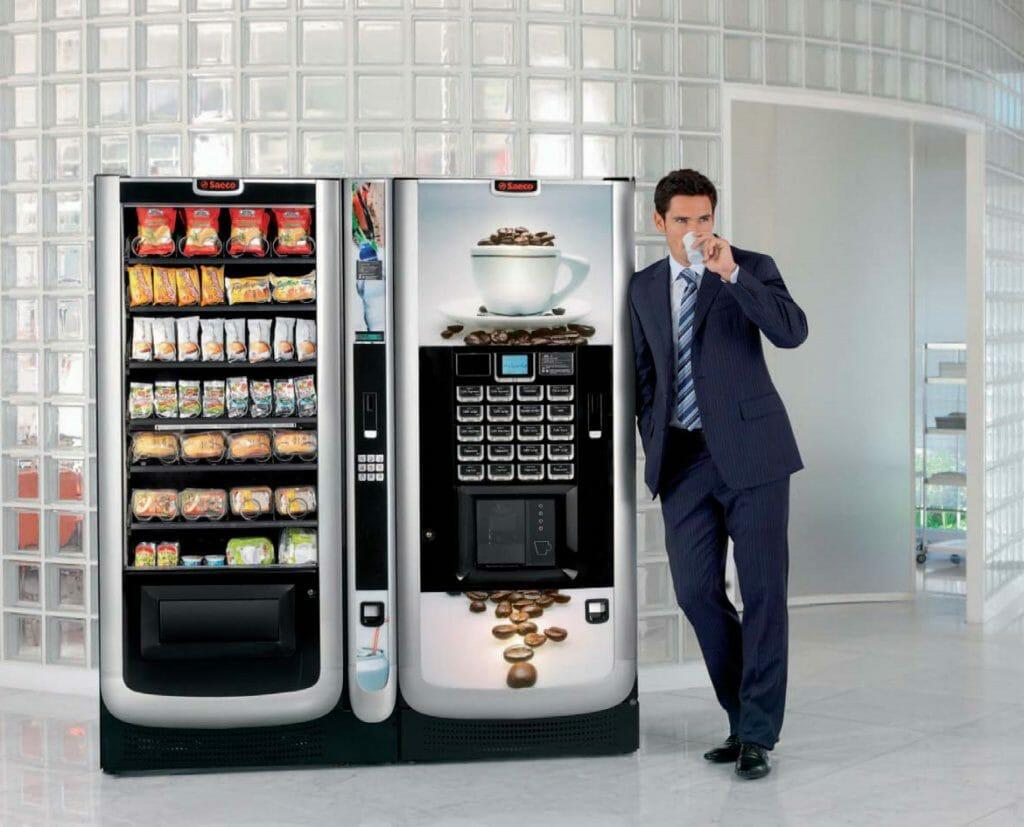 вендинговые автоматы в лизинг
