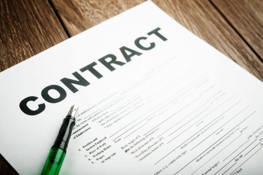 трудовой контракт образец