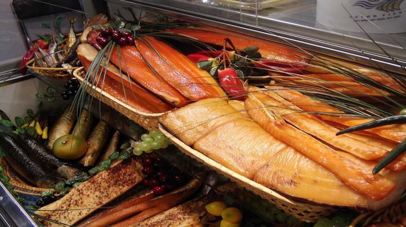 бизнес по копчению рыбы